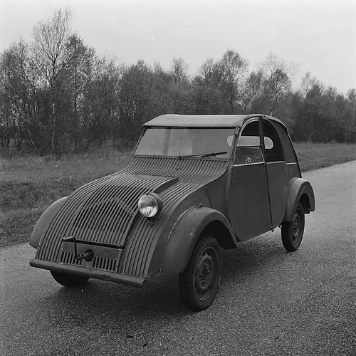 citroen 2cv original concept 1935