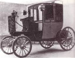 Fiacre premier taxi