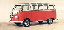 Combi Volkswagen de 1951