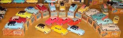 Voitures miniatures NOREV