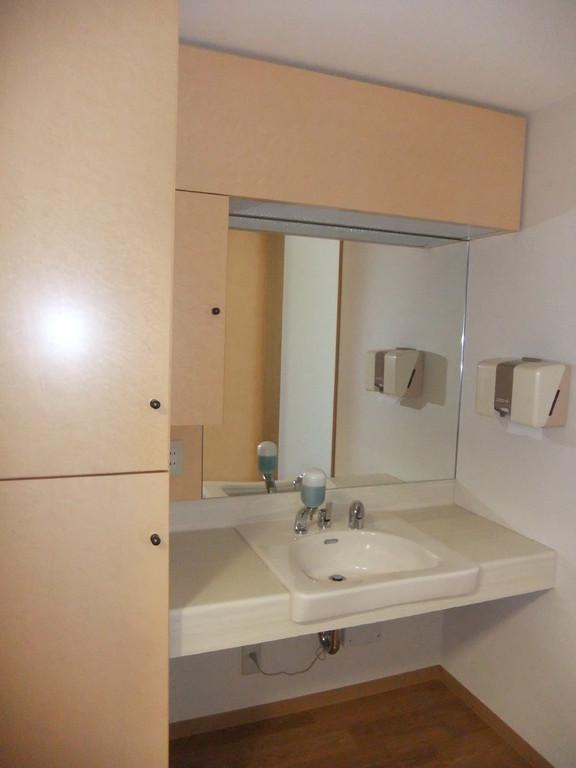2階 個室洗面所です。