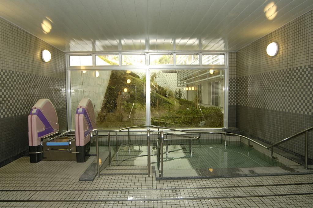 浴室は特殊浴室と普通浴室とがあり 利用者様の状態に合わせて対応させていただきます。