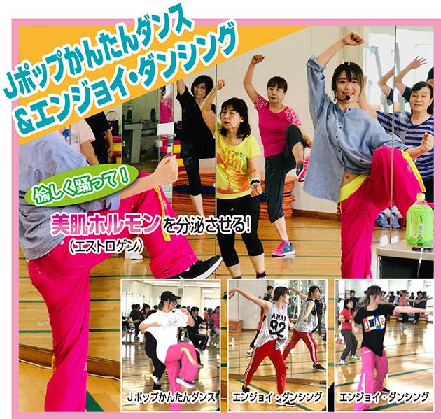 Jポップかんたんダンス&Reebokステップボード