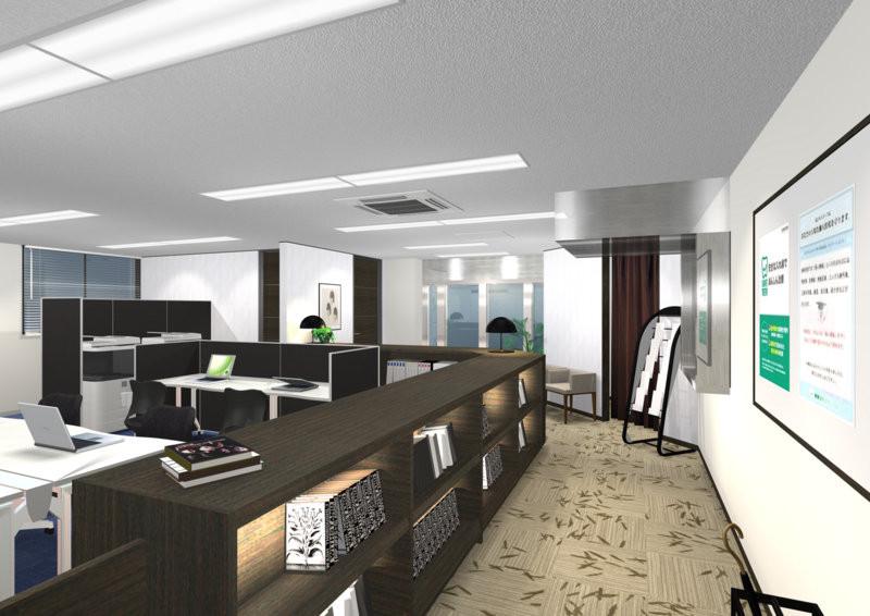 1階事務室