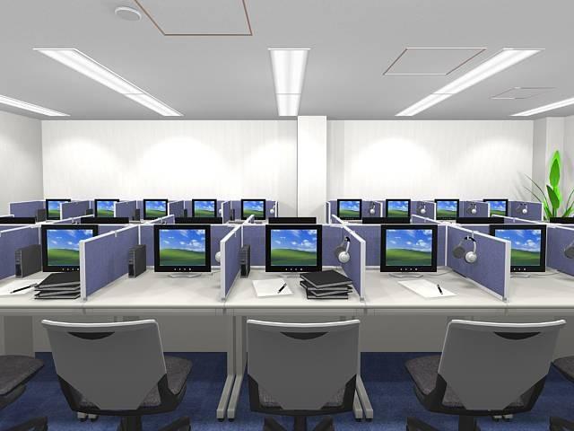 3階自習室