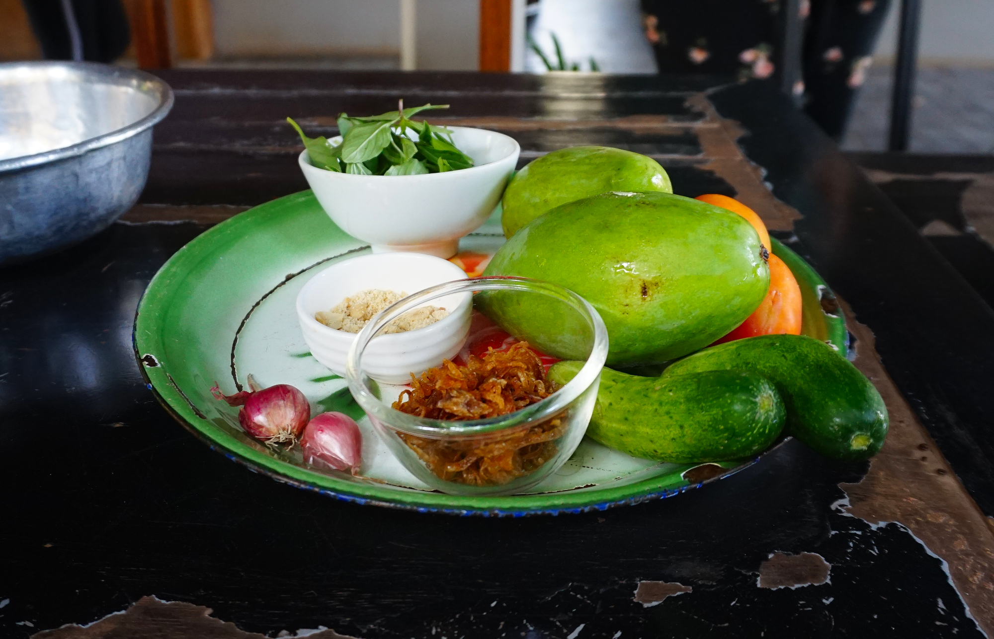 Toll und frisch - Mango und Co