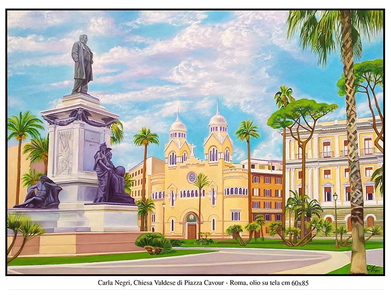 Il tempio valdese di piazza cavour chiesa evangelica valdese di roma - Tavola valdese progetti approvati 2015 ...