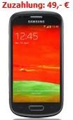 Samsung Galaxys S3 mini Smartphone mit O2 Flatrate Vertrag