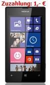 Nokia Lumia 520 mit O2 Let's Spar Tarif