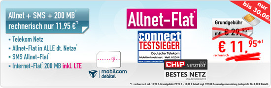 Sonderaktion t-mobile