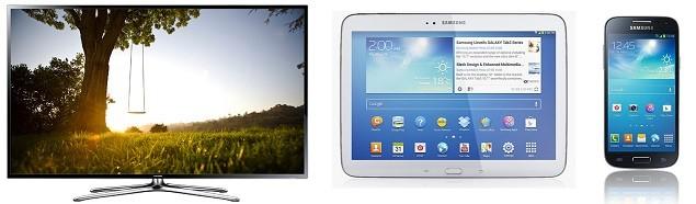 Mega Samsung Bundle hier bestellen