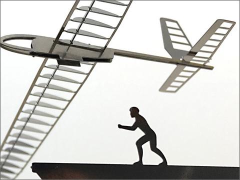 エアロベース(aerobase)[H006]鳥人間コンテスト滑空機部門優勝機