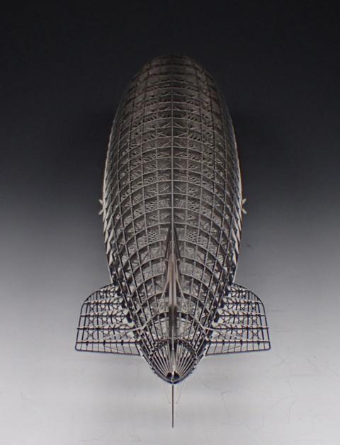 エアロベース(AEROBASE)[C002] 1/1000 ヒンデンブルクLZ129号