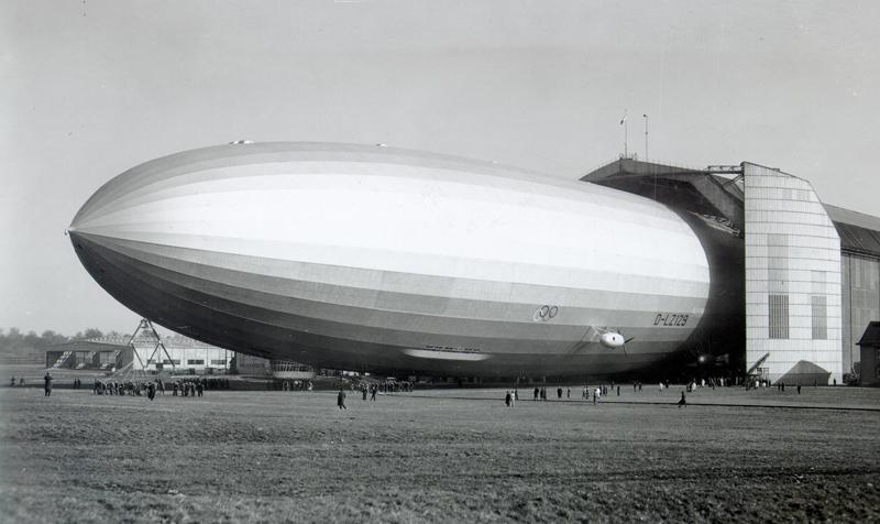 エアロベース(aerobase)C ツェッペリン飛行船