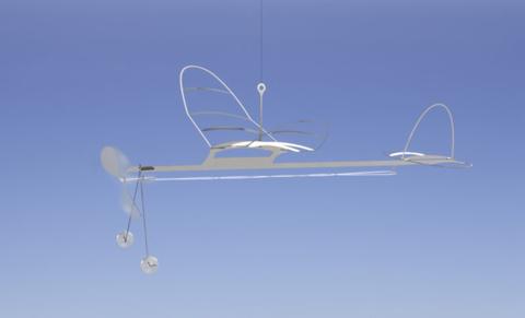 エアロベース(aerobase)[F001]ライトプレーン