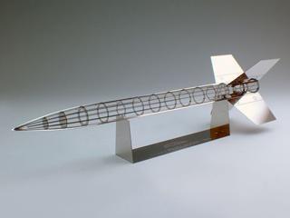 エアロベース(aerobase)[R001] 実物大 ペンシルロケット(限定品)