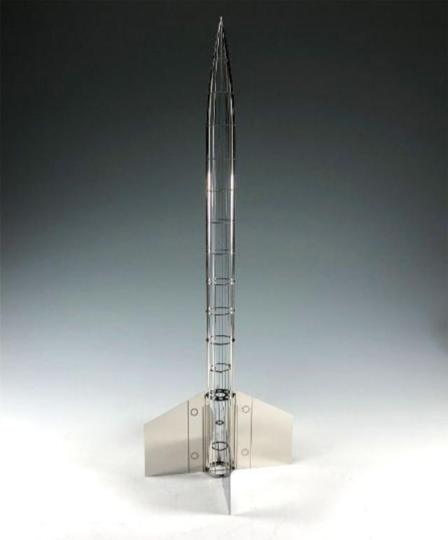 ペンシルロケットを発売します