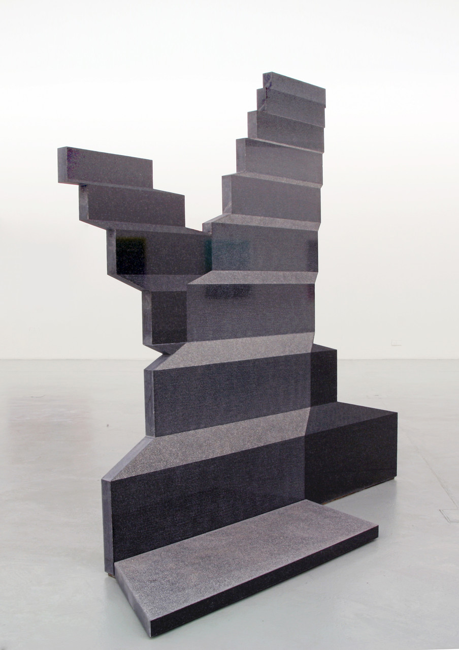 """Wege zur Freiheit"", Impala - Granit, 210 x 300 x 108, 2013"
