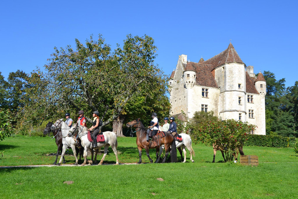 le manoir de Courboyer