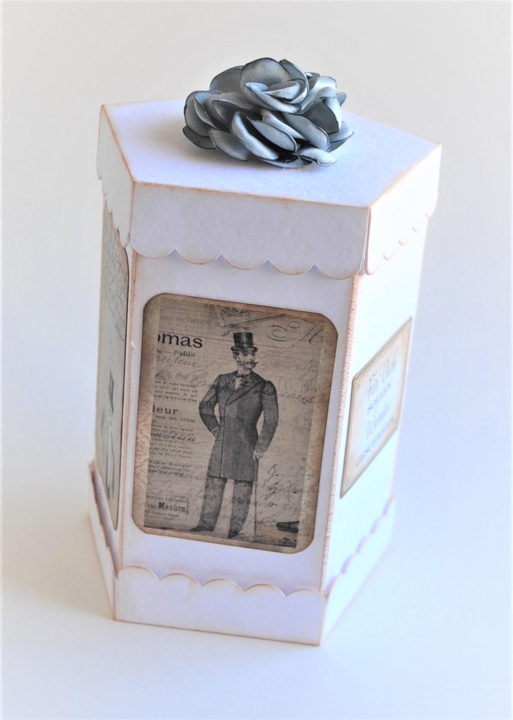 Geschenkbox für kleine Geschenke