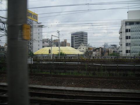 JRワイドビュー飛騨からの景色1