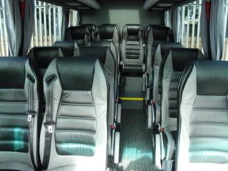 16 sseater mini bus,  16人乗りミニバス、車内1
