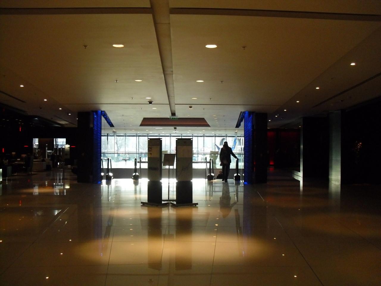 ロンドン・アイ+ウォータールー駅周辺のモダンなパークプラザホテル6