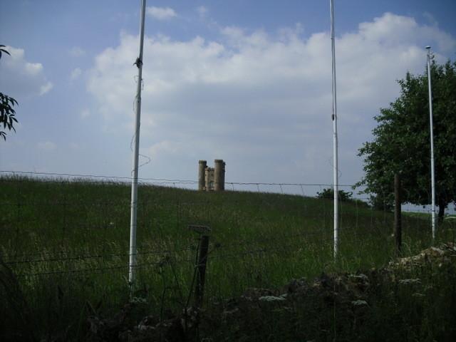 ブロードウェイ・タワー風景