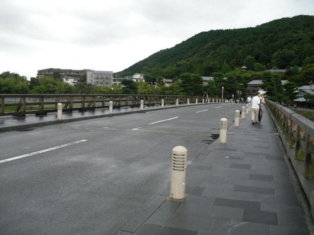 渡月橋からの景色5
