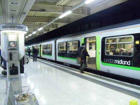 これは、近場を走っている電車です。