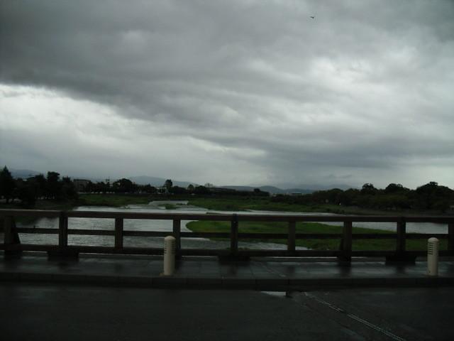 渡月橋からの景色4