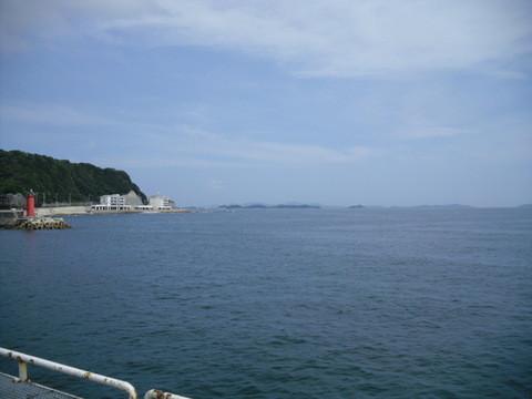 知多・豊浜の海1