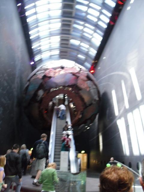 博物館の内部2