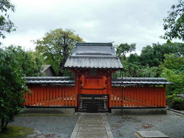 渡月橋への道中のお寺11
