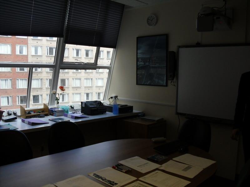 ロンドンのメイン校の教室7