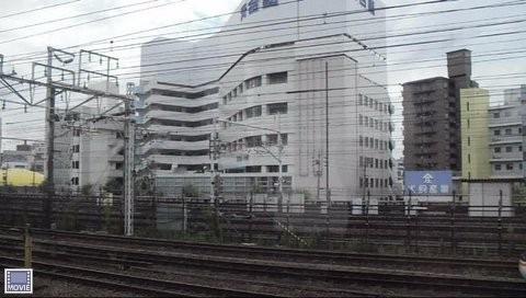 JRワイドビュー飛騨からの景色2