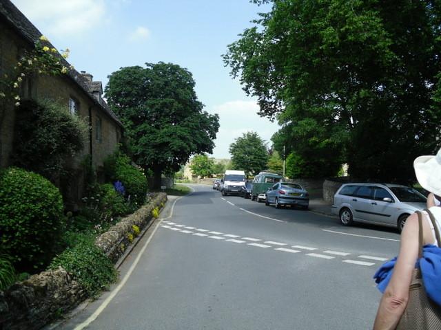 ローワー・スローター村風景