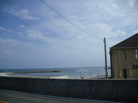 知多・豊浜の海11