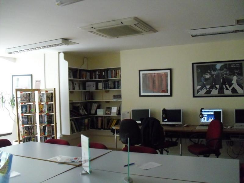 ロンドンのメイン校の教室4