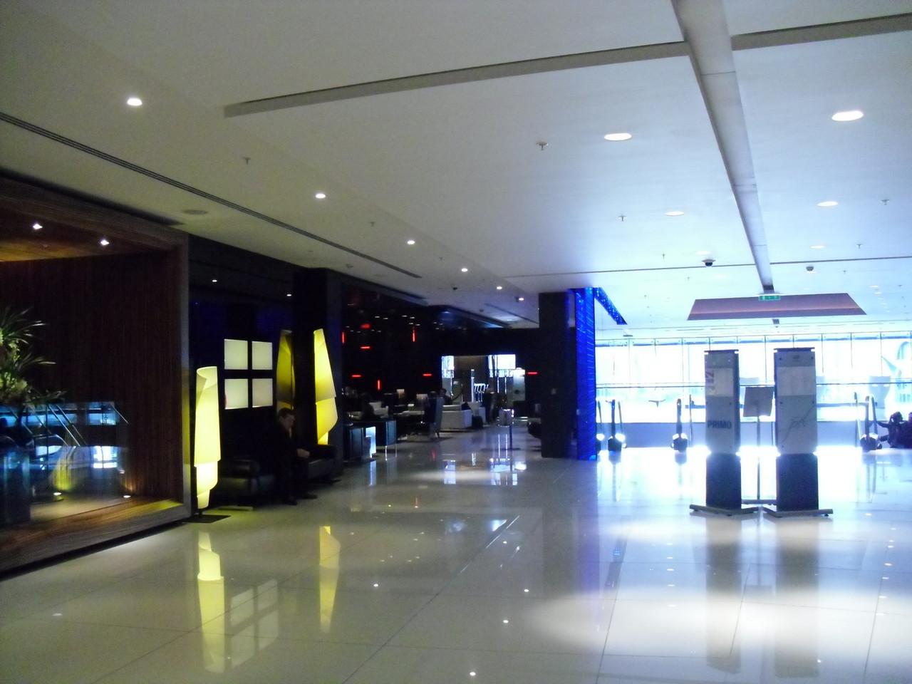 ロンドン・アイ+ウォータールー駅周辺のモダンなパークプラザホテル5