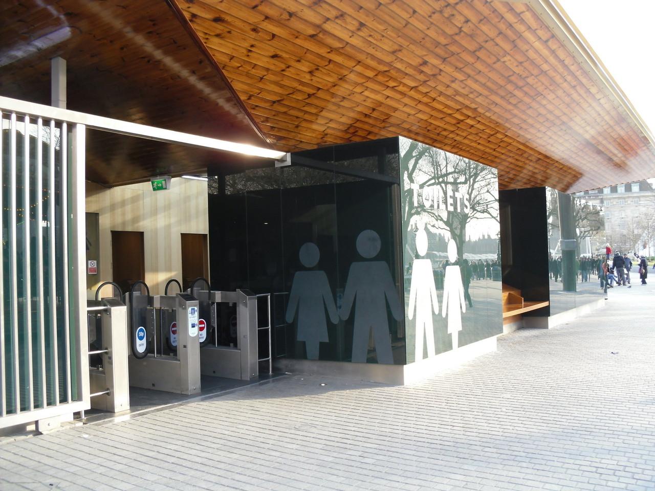 フェスティバルホールからロンドン・アイまでのサウス・バンク散歩道11