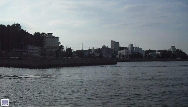 鳥羽・遊覧船からの景色・