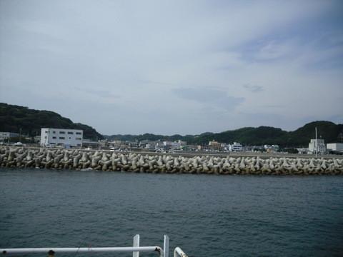 知多・豊浜の海4