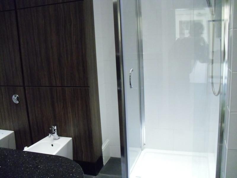 ロンドンのメイン校の寮のトイレ2