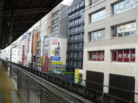 新幹線乗り場名古屋駅3