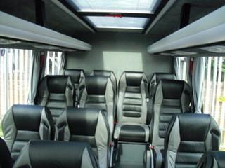 16 sseater mini bus,  16人乗りミニバス、車内2