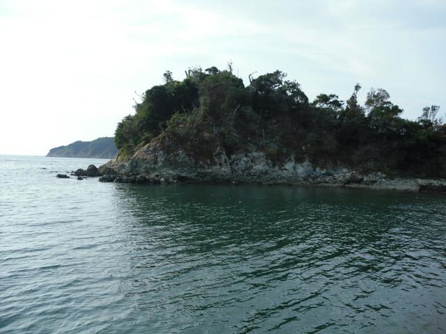 鳥羽・遊覧船からの景色