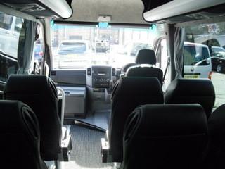 16 sseater mini bus,  16人乗りミニバス、車内3