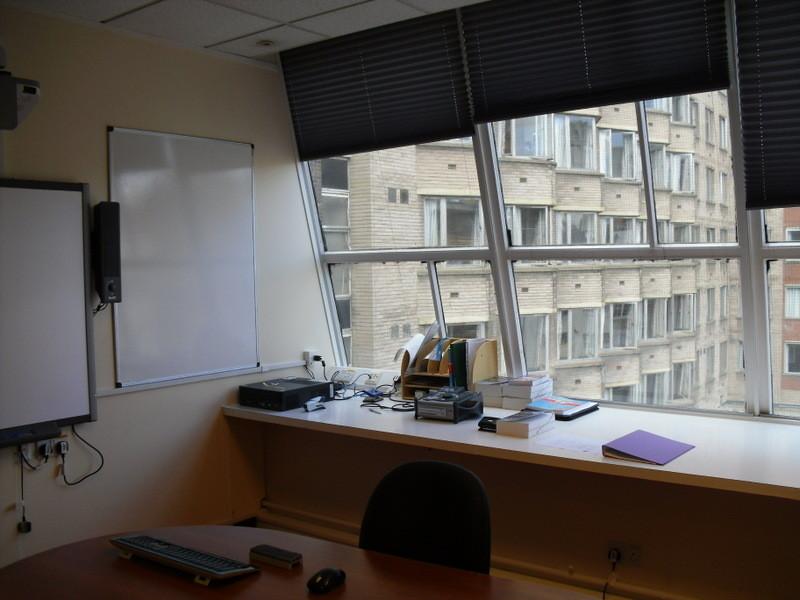 ロンドンのメイン校の教室10