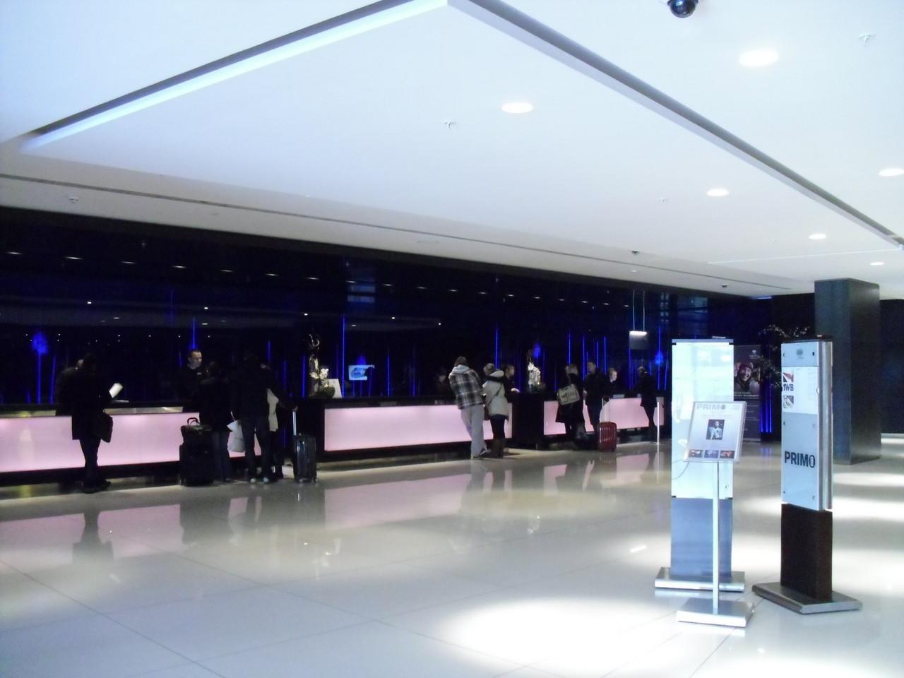 ロンドン・アイ+ウォータールー駅周辺のモダンなパークプラザホテル3